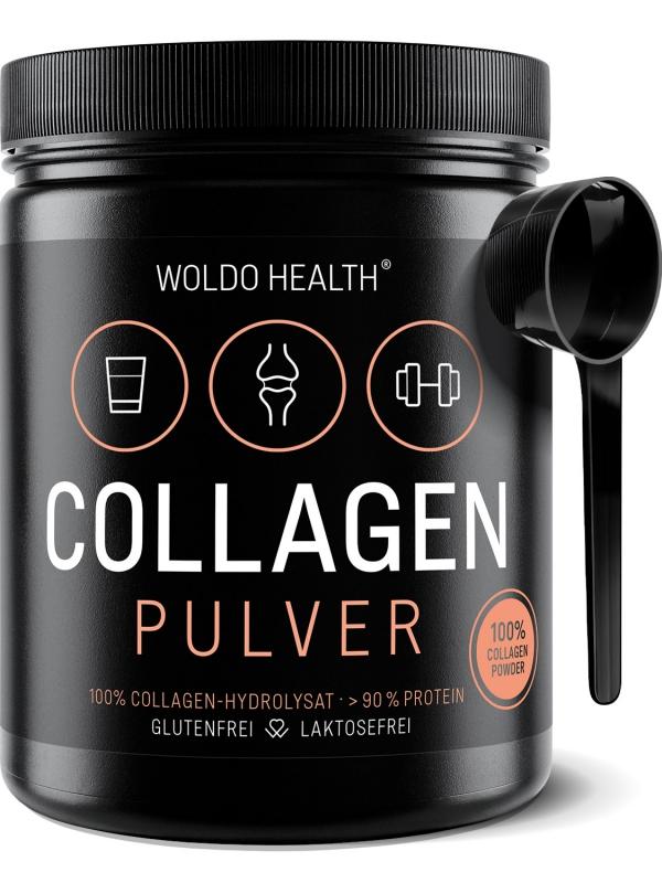 Doplňková Výživa - Kolagen WOLDOHEALTH 500g