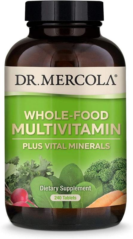 Doplňková Výživa - Přírodní multi-vita-minerál 240 tablet