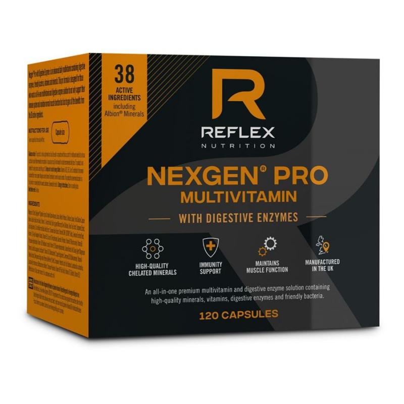 Doplňková Výživa - Nexgen® PRO s Enzymy 120 kapslí