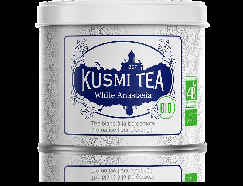 Doplňková Výživa - Výběrový BIO Čaj Bílá Anastasia - Ruská směs 90g