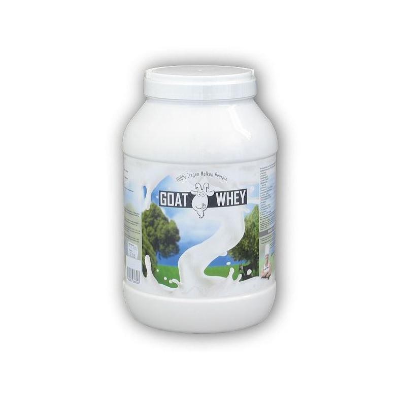 Doplňková Výživa - Kozí Whey Protein 1800g (Natural)