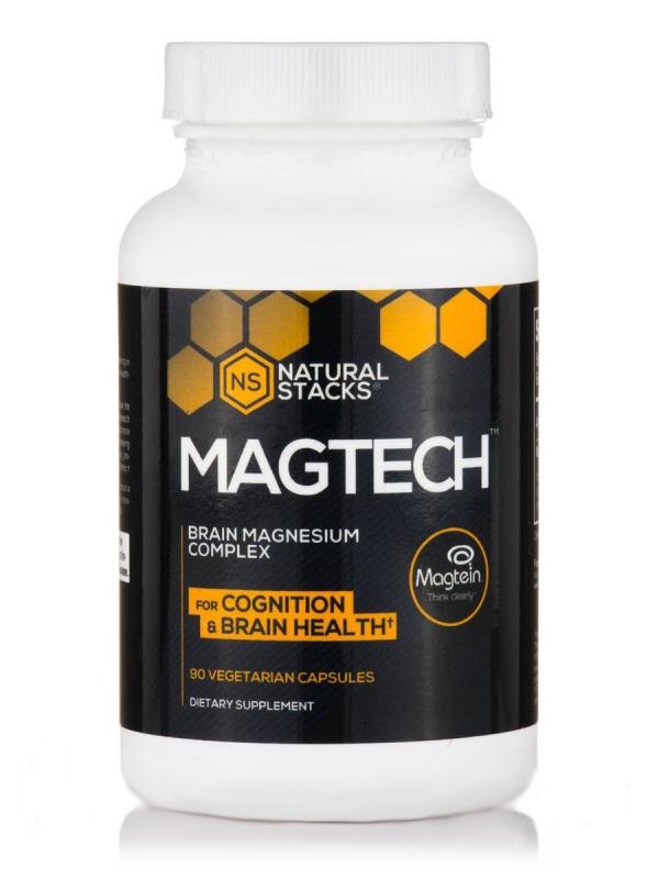 Doplňková Výživa - Natural Stacks - MAGTECH™ 90 kapslí