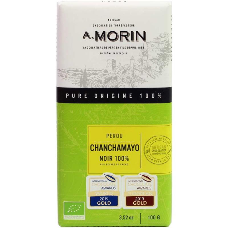 Doplňková Výživa - BIO 100% Chanchamayo (bez přísad) A. Morin 100g