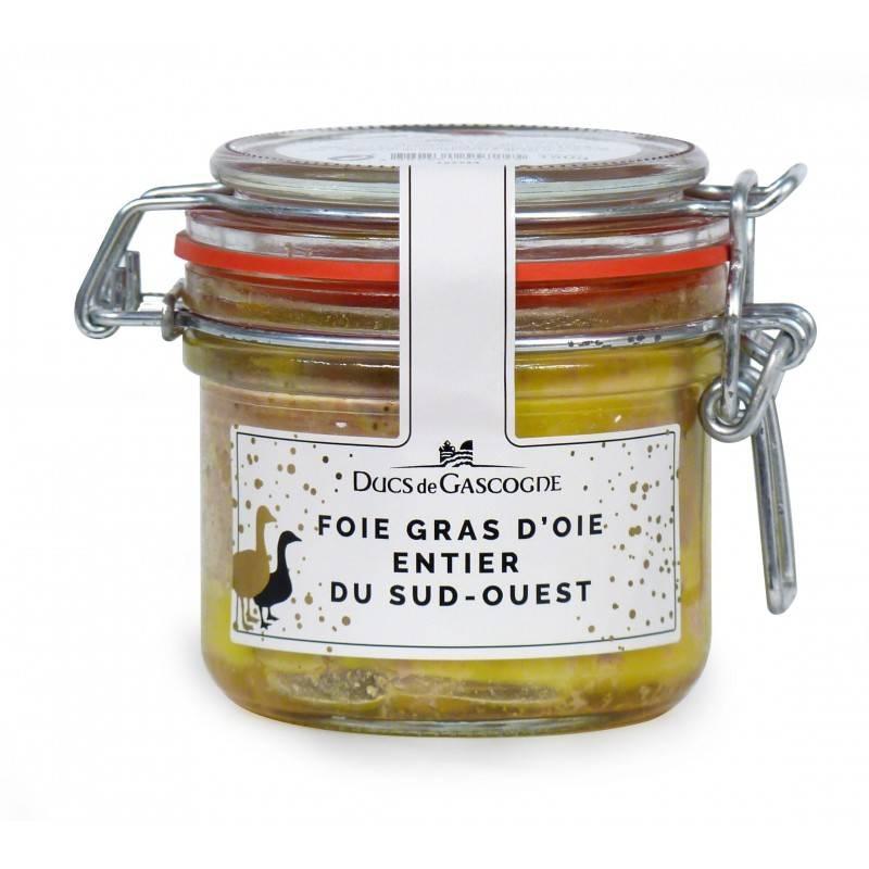Doplňková Výživa - Husí Foie Gras v celku (Francie) 180g