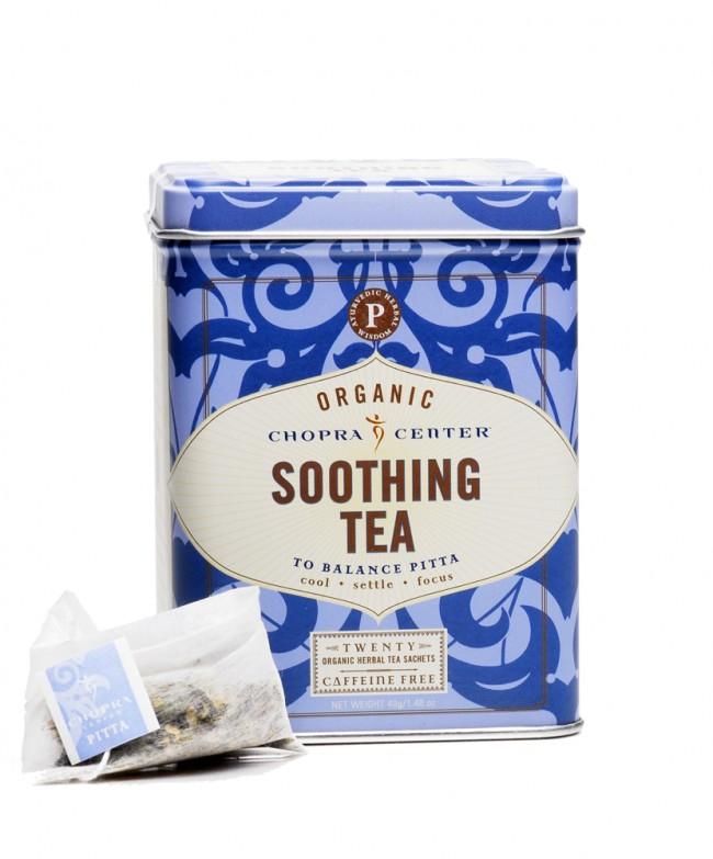 Doplňková Výživa - Organický Utišující čaj Chopra