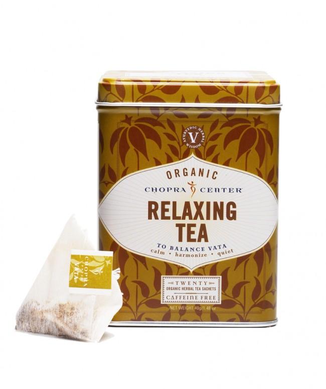 Doplňková Výživa - Organický Relaxační čaj Chopra
