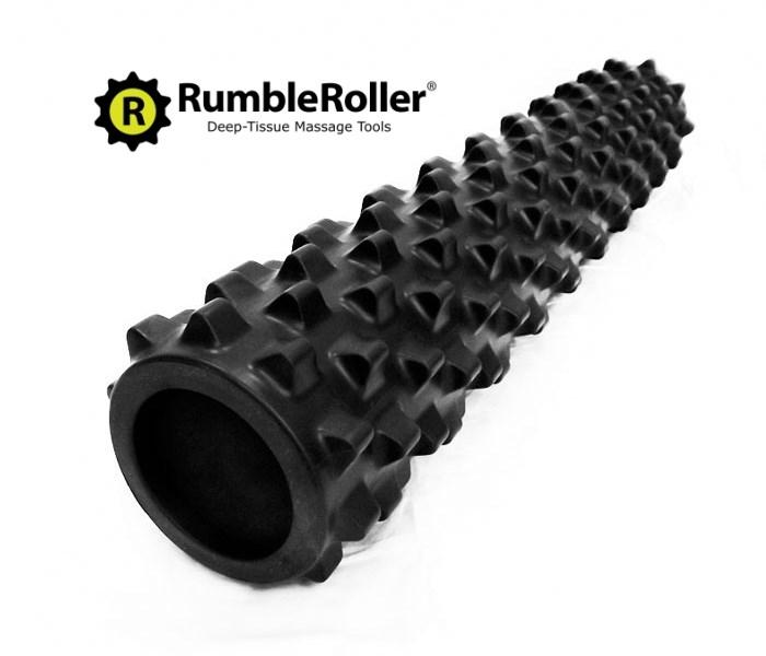 Doplňky k Workoutu - RUMBLEROLLER BLACK (Giant)