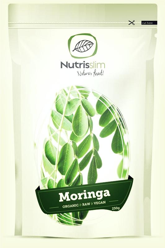 Doplňková Výživa - Moringa Oleifera (Bio,Raw) 250g