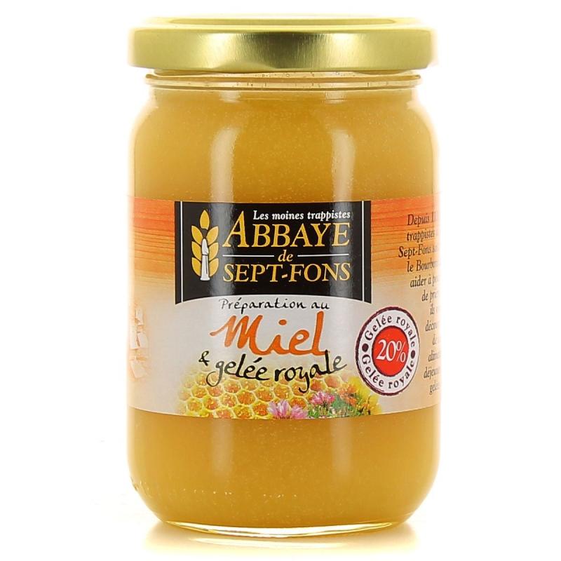 Doplňková Výživa - 50g Mateří kašičky v medu (sklo - 250g)