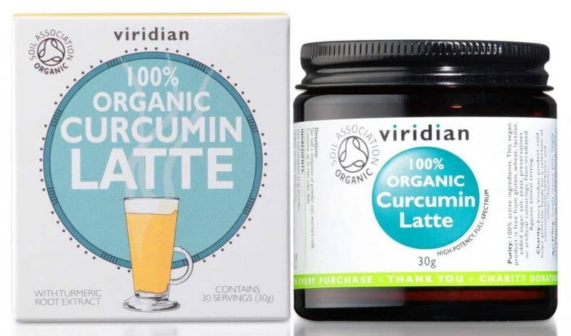 Doplňková Výživa - Curcumin Latte 30g (BIO)