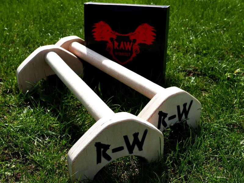 Doplňky k Workoutu - RAW Workout stálky