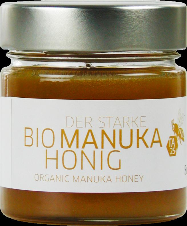 Doplňková Výživa - BIO Manukový med (silný 25+) 250g