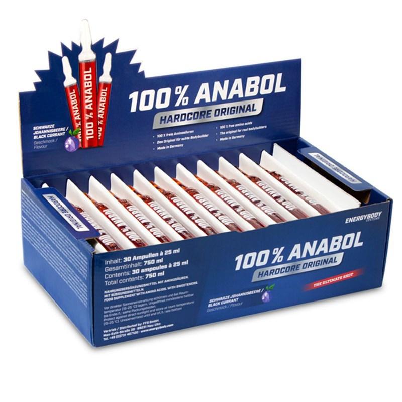 Doplňková Výživa - 100% Anabol 30 ampulí