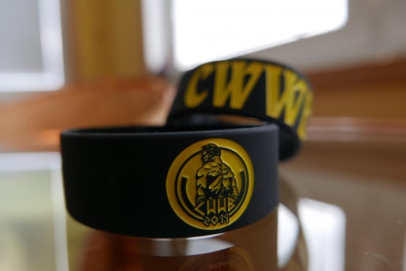 Oblečení - CWWB 2019 Náramek