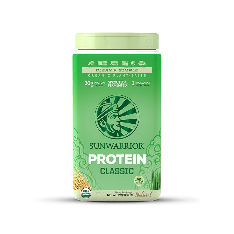 Doplňková Výživa - Sunwarrior Protein Classic 750g (ORGANIC)