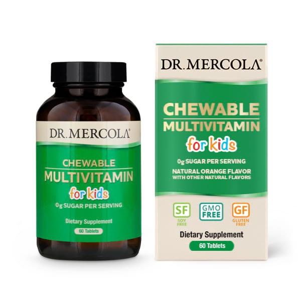Doplňková Výživa - Dětský multi-vita-minerál 60 tablet