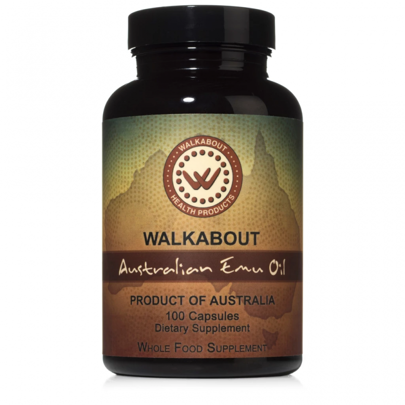 Doplňková Výživa - Australský EMU olej 100 KAPSLÍ