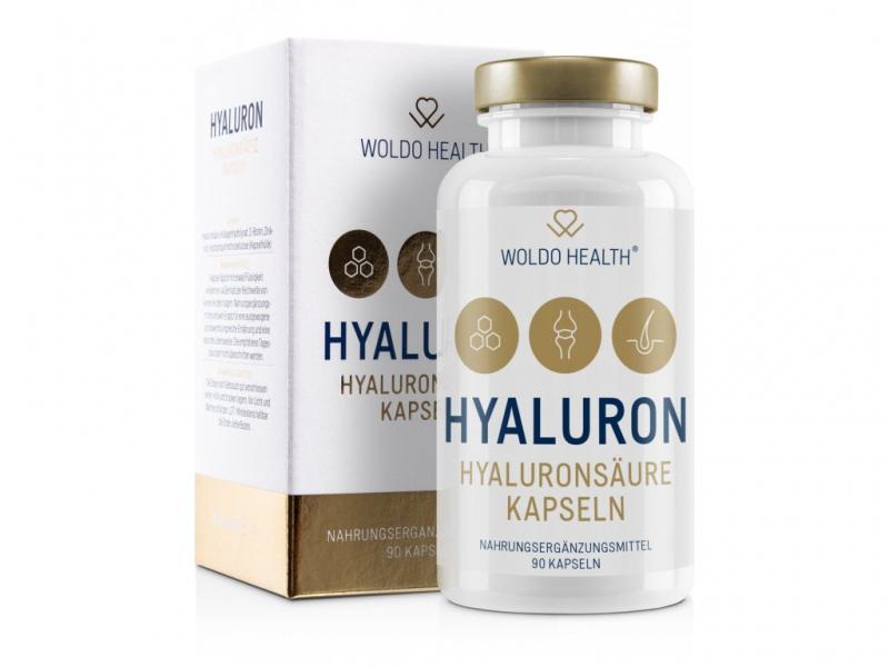 Doplňková Výživa - Hyaluron 90 kapslí