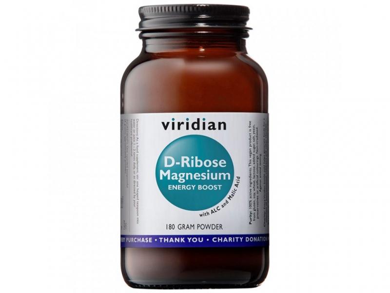 Doplňková Výživa - D-Ribose Magnesium 180g