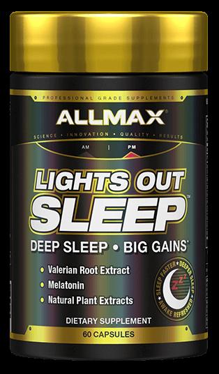 Doplňková Výživa - Allmax Lights out SLEEP 60 kapslí