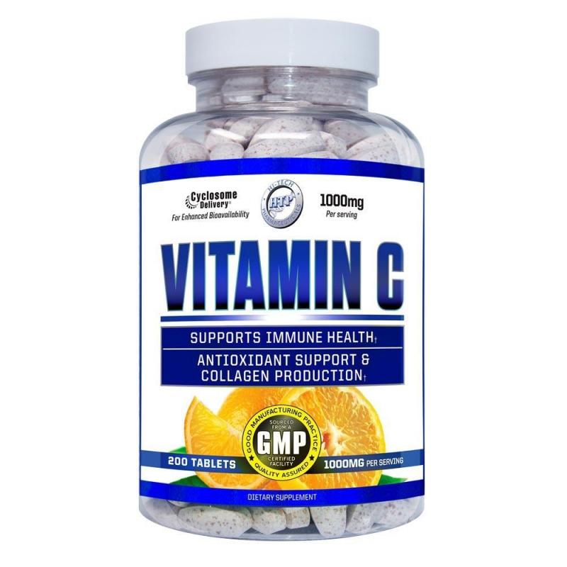 Doplňková Výživa - Cyklosomový Liposomální Vitamín C (200 tablet)