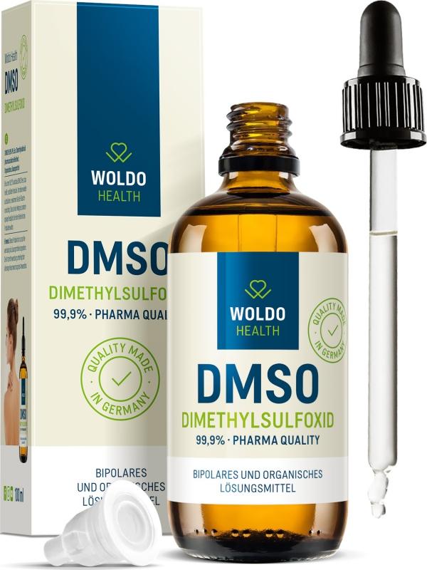 Doplňková Výživa - Dimethylsulfoxid (DMSO) 100ml
