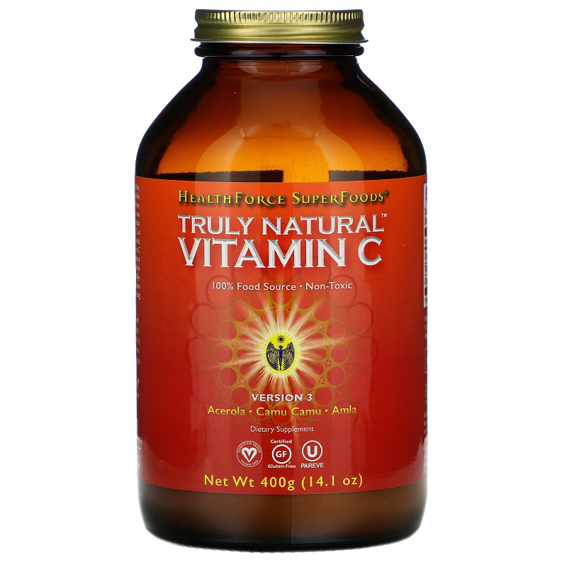 Doplňková Výživa - Přírodní Vitamin C - 400g (NOVÁ VERZE)