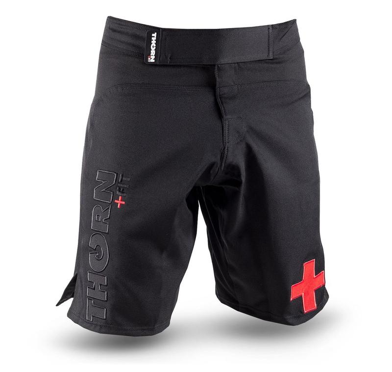 Oblečení - THORN kraťasy (černé limited)