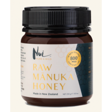 RAW Manukový med (nejsilnější 800+) 250g