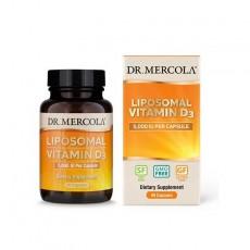 Liposomální vitamín D3 5000IU - 90 kapslí