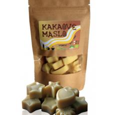 Kakaové máslo natural BIO 200g
