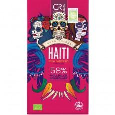 BIO 58% Haiti Georgia Ramon 50g