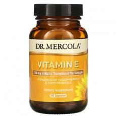 Vitamín E (308 IU) 90 kapslí