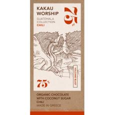 BIO 75% Guatemala Volcano Blast - Kakau Worship 75g