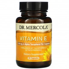 Vitamín E (308 IU) 30 kapslí