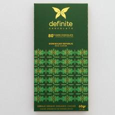 80% Definite (Oko-Caribe) 60g
