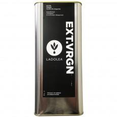 Vysokopolyfenolický olivový olej (extra panenský a nefiltrovaný) - Megaritiki Ladolea 5 litrů