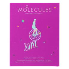 72% IMMUNE MOLECULES (fialová bioaktivní čokoláda bez cukru) Naive