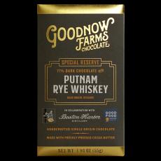 77% Special Reserve PUTNAM RYE WHISKEY - Goodnow farms 55g
