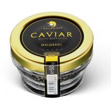 Nepasterizovaný kaviár z jesetera (Royal Amur) 50g