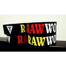 Raw Workout Náramek (silikon) - 5 barev na výběr
