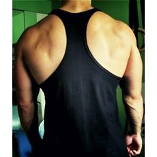 Stringer Raw Workout (černo-červená)