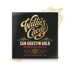 88% San Agustin Gold (Kolumbie) Willie´s cacao 50g