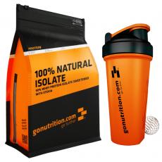 GN 100% Natural Izolát 1kg (+shaker)