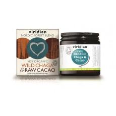 Divoká Chaga & Raw Cacao 30g (BIO)