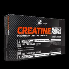 Kreatin Magnesium Chelát 120 kapslí