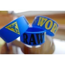 Raw Workout Náramek (modro-černo-žlutá)