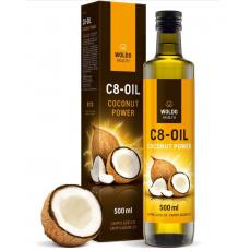 C8 olej (100% kyselina kaprylová) 500ml