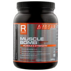 Muscle Bomb bez kofeinu 600g