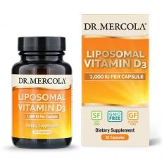 Liposomální vitamín D3 1000IU - 30 kapslí